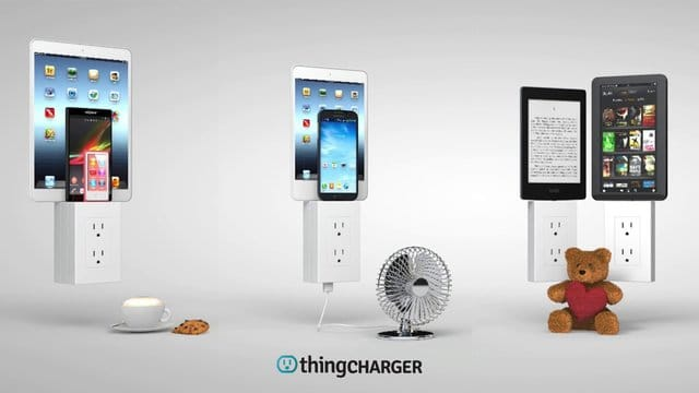 innovation startup une station de chargement pour tous les appareils hellobiz. Black Bedroom Furniture Sets. Home Design Ideas