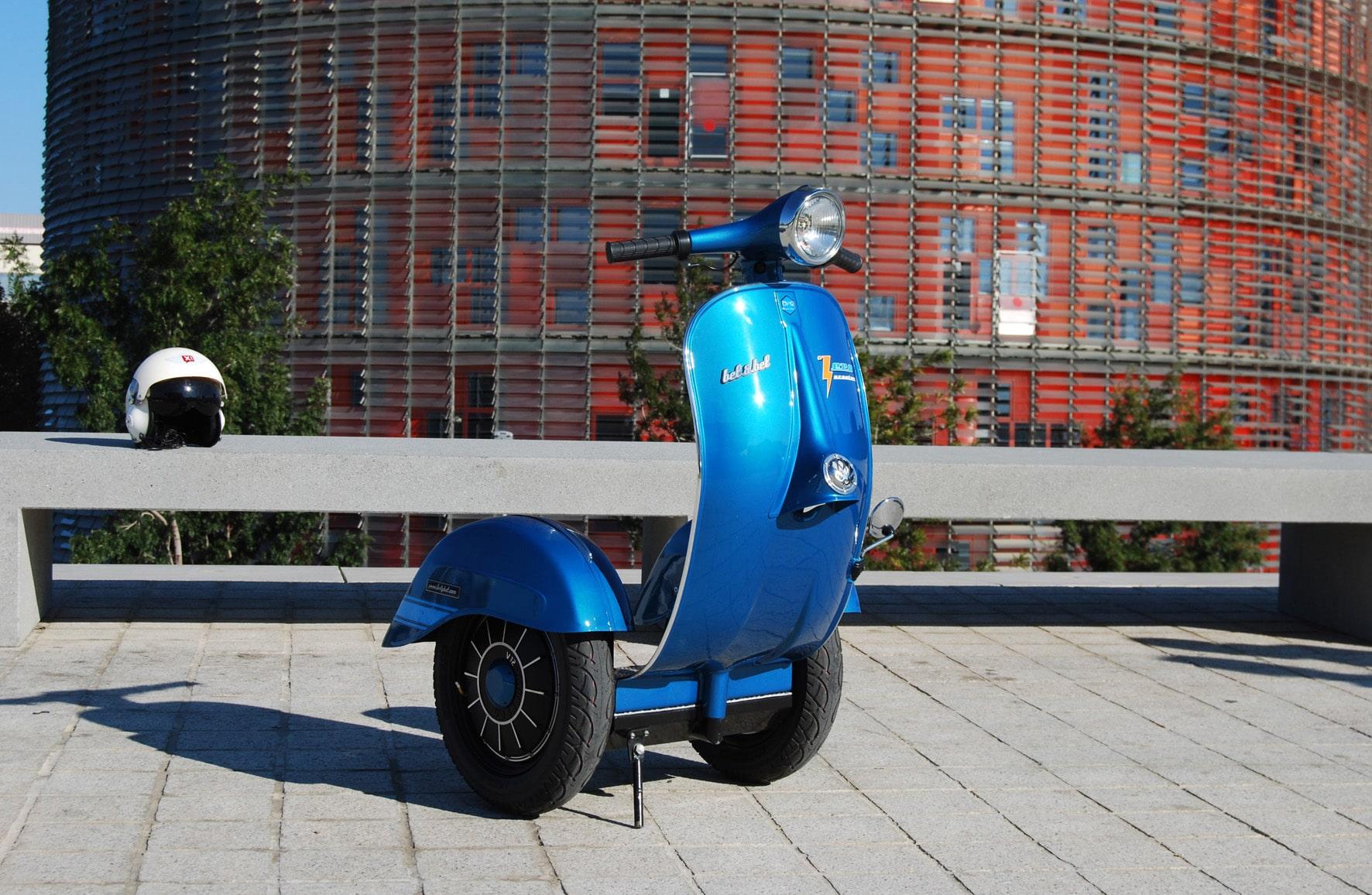 Innovation startup z ro scooter un v hicule hybrique - Isolation gratuite gouvernement ...