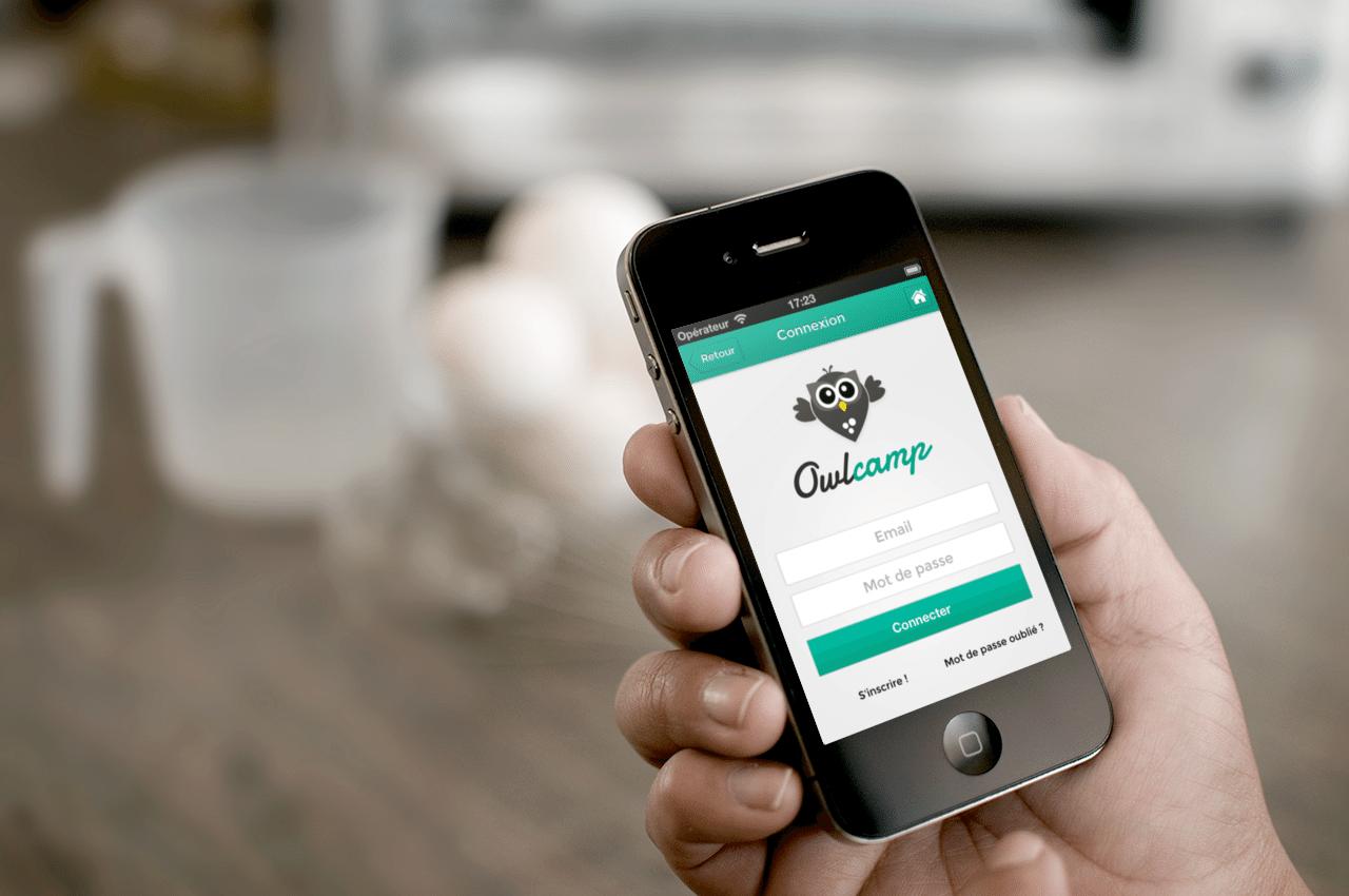 Innovation startup owlcamp le camping entre - Isolation gratuite gouvernement ...