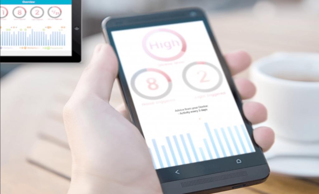 innovation  u0026 startup   une application pour lutter contre