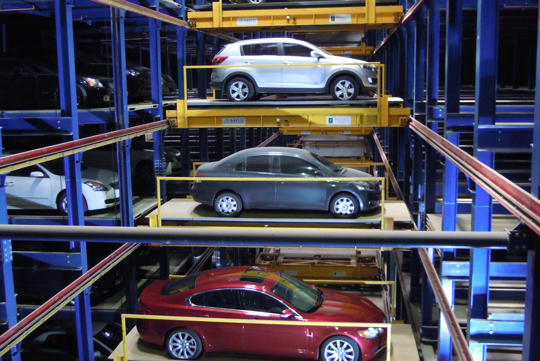 Innovation Amp Startup Des Robots Parkings Et Flottants