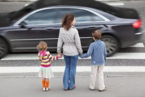 mother-child-crossing-road