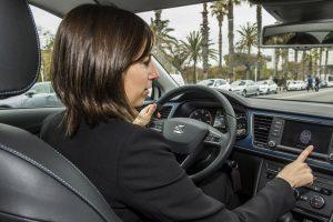 SEAT-Samsung-SAP-Spain-fingerprint-parking