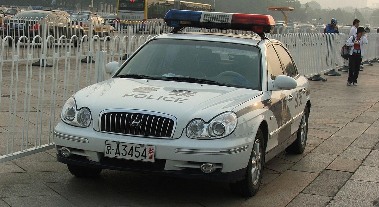 innovation  u0026 startup   les voitures de la police chinoise