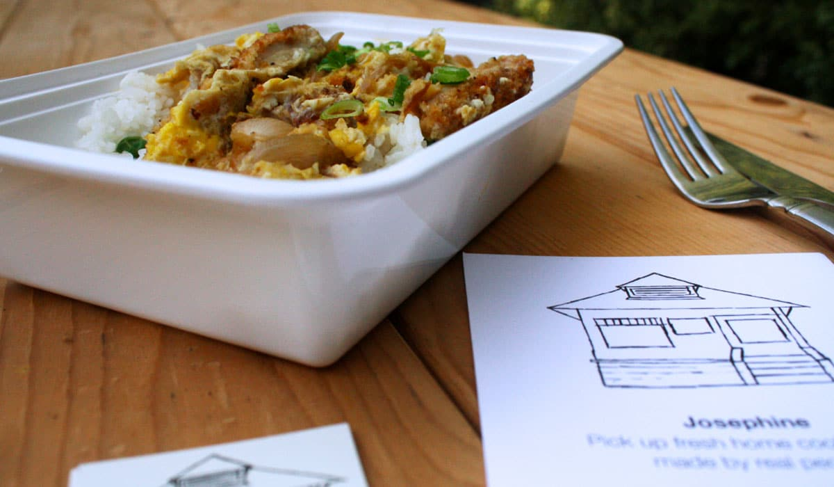 Innovation startup une startup de cuisine fait maison for Ico travailleur com ikea