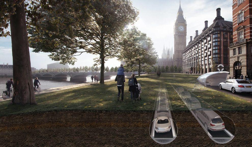 CarTube-transport-plan-moves-traffic-underground-uses-automatic-vehicles