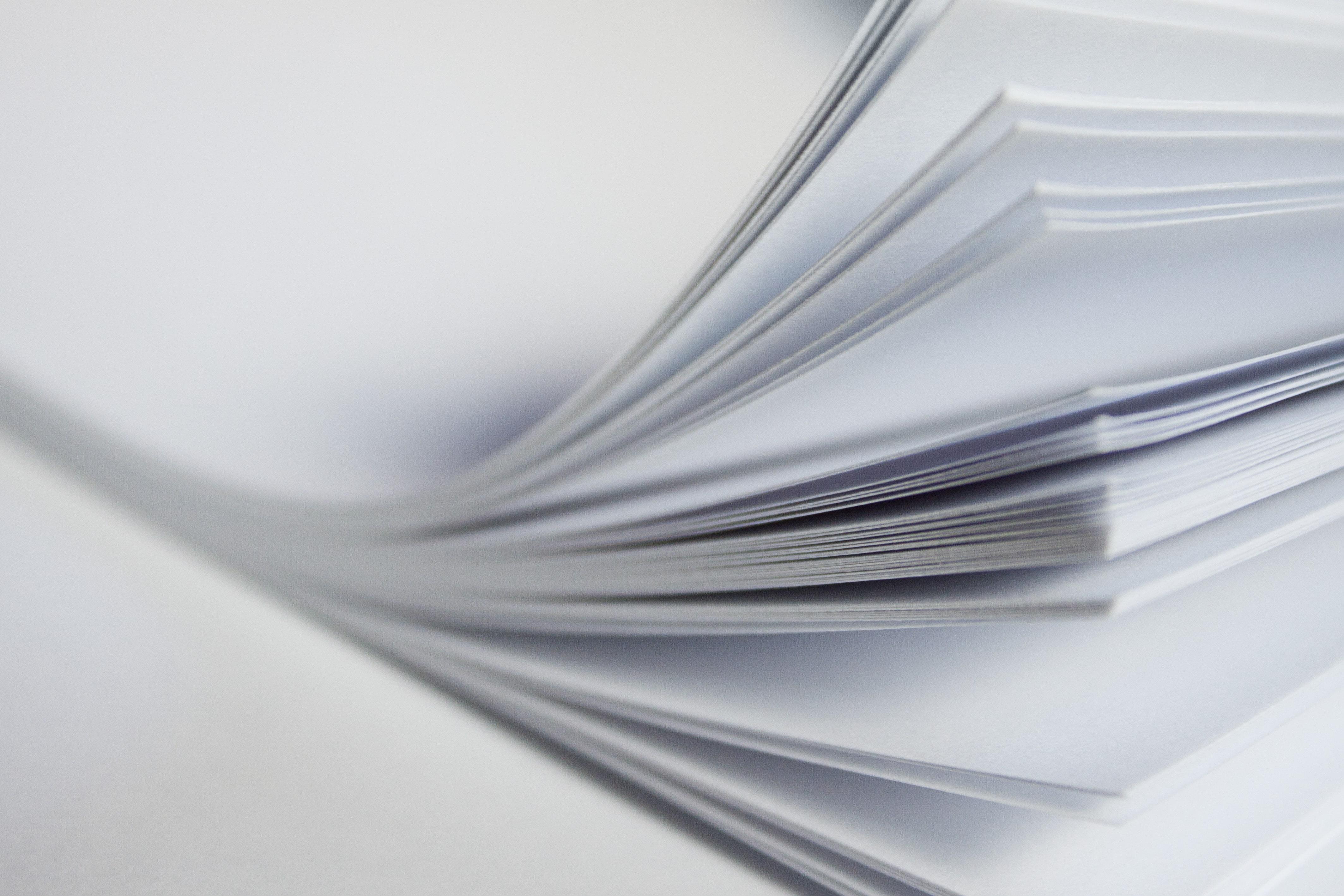Innovation startup le papier du futur hellobiz - Isolation gratuite gouvernement ...