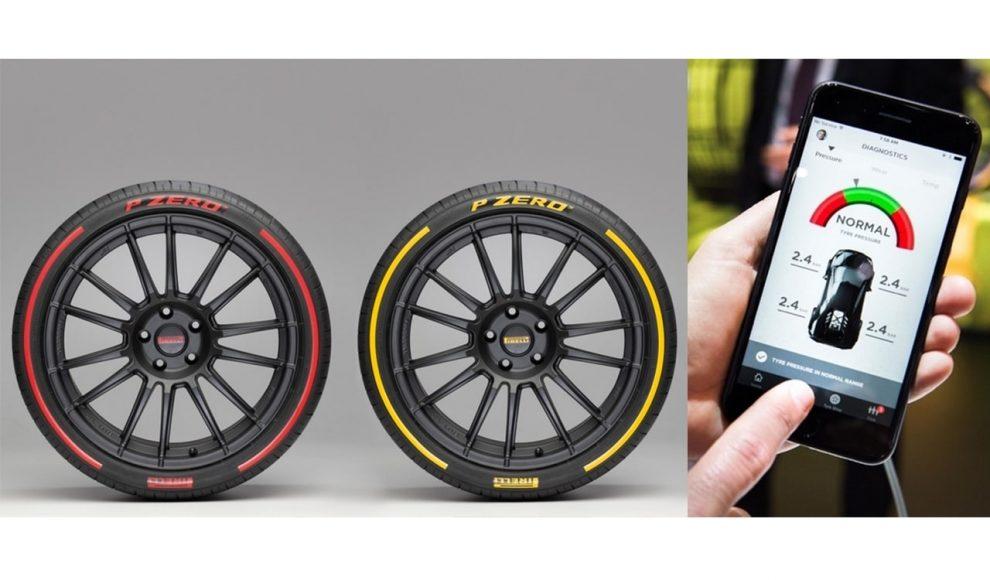 Pirelli-smart-tire-sensor-system