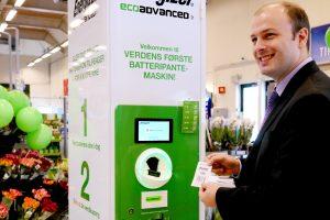 Reverse-vending-machine