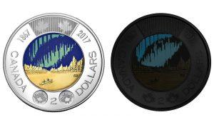 Canada-glow-in-the-dark-coin