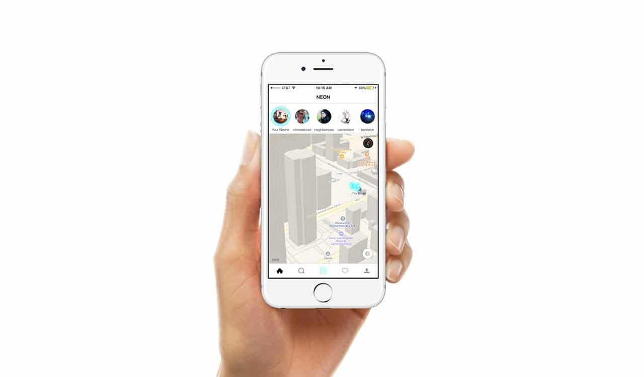 innovation startup une nouvelle application qui met en relation la r alit augment e et les. Black Bedroom Furniture Sets. Home Design Ideas