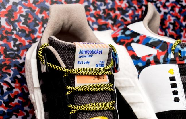 Startup amp; De Le Une Lance Paire Innovation Adidas Baskets Avec SxwqdYB
