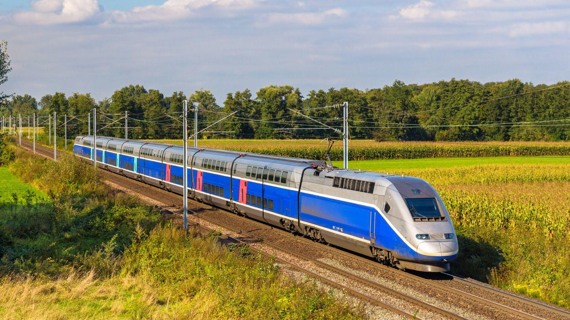 SNCF : un TGV sans chauffeur dès 2023